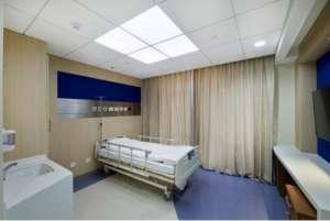 昕诺飞为青岛妇儿医院设计装配了全新照明解决方案针织机